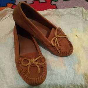 Lucky brand everyday everywhere suede loafer